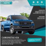 Alquiler De Camionetas 4x4 Doble Cabina De Platon - Duster