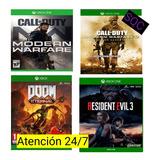 Oferta Escoge 1 Juego Del Catalogo Xbox One Offline
