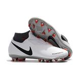 Guayos Nike Phantom Vsn Bota Blancos Para Hombre. 86e9507c63313
