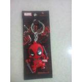 Llavero  Muñeco De Deadpool Entre Otros Modelos