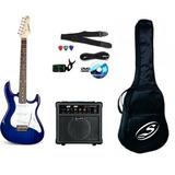 Combo Guitarra Strinberg Amplificador 15 Vatios Envio