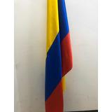 Bandera De Colombia, Doble Faz Satinada. 1.50 Mtrs X 2:00 M.
