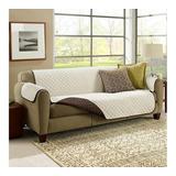 Protector Sofa 2 Puestos Forro Muebles Para Mascotas Perros
