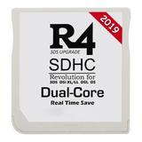 Adaptador R*4 Dual Core 2019 New 3ds / 3ds / 2ds / Dsi Xl