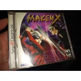 Maken X Sega Dreamcast