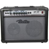Amplificador Boston Gf-40 Guitarra Ukelele Overdrive Delay /