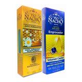 Shampoo Tio Nacho Aclarante + Engrosador - mL a $36