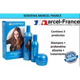Keratina Marcel France Sin Formol Kit P - mL a $235