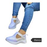 Zapato Deportivo Comodos  Mujer Moda Envió Gratis