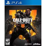 Call Of Duty Black Ops 4 Ps4 Digital Primario