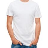 Camiseta Poliester 100% Para Sublimación 170 Gramos Redondo