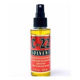 Disolvente Citrico  C-22 Para Protesis Capilar 120 Ml