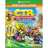 Crash Team Racing - Nitros Oxide Edition