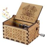 Caja Musical Queen Bohemian Rhapsody Regalo Fan Mercury