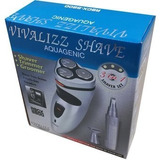 Afeitadora Eléctrica 3 En 1, Con Estuche, Vivalizz Shave