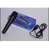 Micrófono Alámbrico Para Karaoke Gynipot Gy-311c