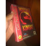 Mortal Kombat Sega Génesis