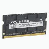 Rápida Memoria Ram Ddr3 Nuevo 8gb 1600 Mhz Para Portatil