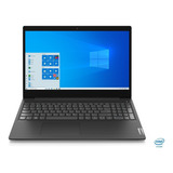 Portátil Lenovo Core I5 8gb 1tb+128gb Ideapad 3 15,6 Black