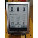 Lector De Libros Sony Prs-650 Táctil Digital 2 Gb Ampliable