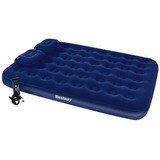 Combo Colchón Inflable Doble Best Way+ Almohada + Inflador