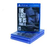 The Last Of Us Parte 2 - Ps4 - Físico