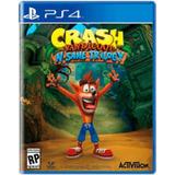 Crash Bandicoot N. Sane Trilogy Ps4   Digital Primaria