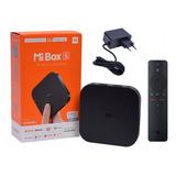 Xiaomi Mi Box S Tv 4k Ultra Hd Android 8.1 Google Mdz-22-ab