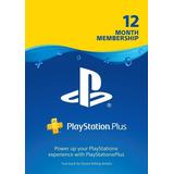 Playstation Psn Plus 12 Meses 1 Año (solo X Hoy)