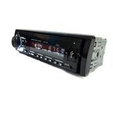 Radio Para Carro  Usb Sd Aux Fm Potencia 60w X 4 Ref1210