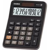 Calculadora Original Casio Mx12b Panel Solar
