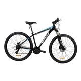 Bicicleta Montaña Dtfly Rebel X 29  Frenos Hidráulico