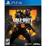 Call Of Duty Black Ops 4 Playstatation 4 Digital