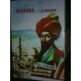 Libro Álgebra De Baldor Nueva A Color Tapa Dura