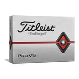 Bola De Golf Titleist Prov1 X 12 Unds