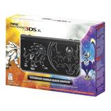 Consola New 3ds Xl Nintendo Edicion Especial Pokemon