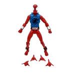 Marvel Legends Rhino Series Scarlet Spider Figura Hasbro