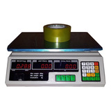 Bascula Electronica Peso Digital Pesa De 0.006kg A 40 Kg