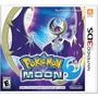 Nuevo Pokemon Moon Pokemon Luna Nintendo 3ds Español Sellado