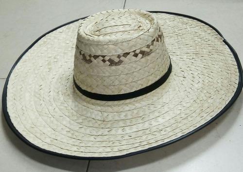 Sombrero Campesino Para Hombre Y Mujer Tipo Guamuno ae334c42a0f