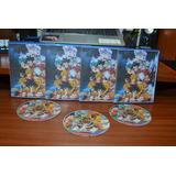 Series Dragon Ball, Z, Gt Y Super Dvd (dato Datos) Fhd