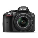 Nueva Camara Nikon D5300 +18-55mm 24,2 Mpx