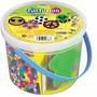 Perler Beads 6.000 Conde Cubo-multi Mix Envio Gratis