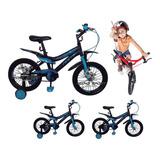 Bicicleta Niño Niña Gw Rin 16 Promocion + Obsequio Accesorio