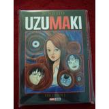 Panini Manga Uzumaki Latino Tomo 1 Al 3  110000