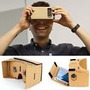 Gafas Lentes Cardboard 3d Realidad Virtual Smartphone