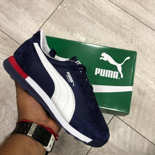 c74fe120d Zapatillas Tenis Puma Jogger Hombre Original