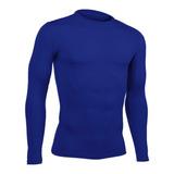 Camiseta Deportiva Hombre Buzo Compresion Bici Running Buso