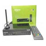 Decodificador Tdt Krono Digital Hd Funciona En Todos Tv