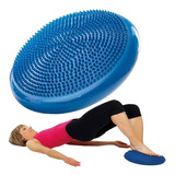 Mini Bosu Balón Disco Equilibrio Pilates Yoga Elige Color